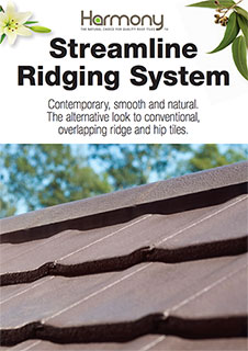 View our Streamline Ridging System Brochure